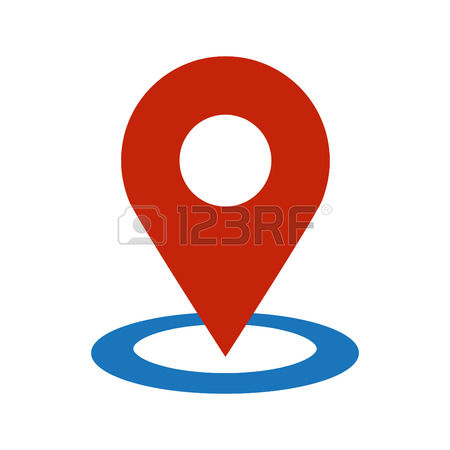 99,566 Location Icon Stock Vector Illustration And Royalty Free.