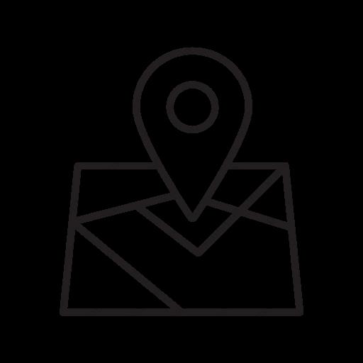 Download location Vector Icon.