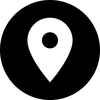 Free Location Icon White Png 375671.