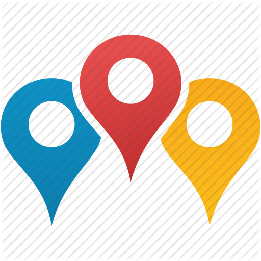 Google Maps Location Icon.