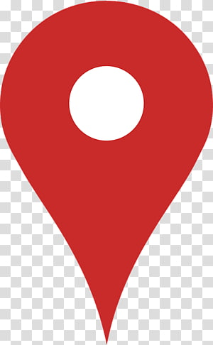 Black and red location app icon, Drawing pin World map Logo.