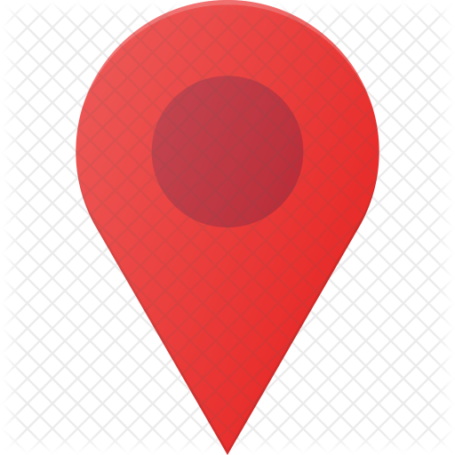 Location pin Icon.