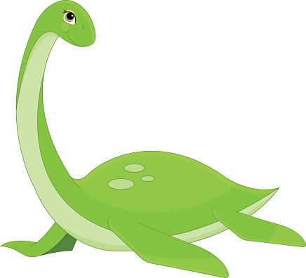 Loch Ness Monster Clip Art, Vector Images & Illustrations.