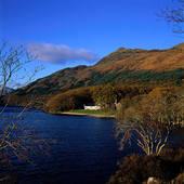 Picture of Loch Lomond 1955.