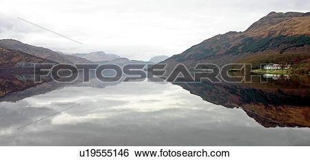 Stock Images of Scotland, Stirling, Rowardennan, Rowardennan youth.