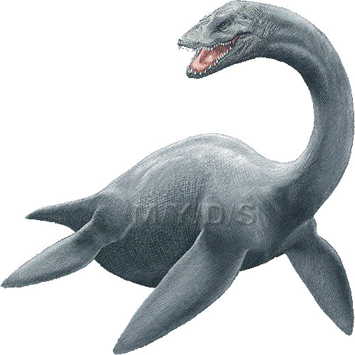 Loch Ness Monster, Nessie clipart graphics (Free clip art.
