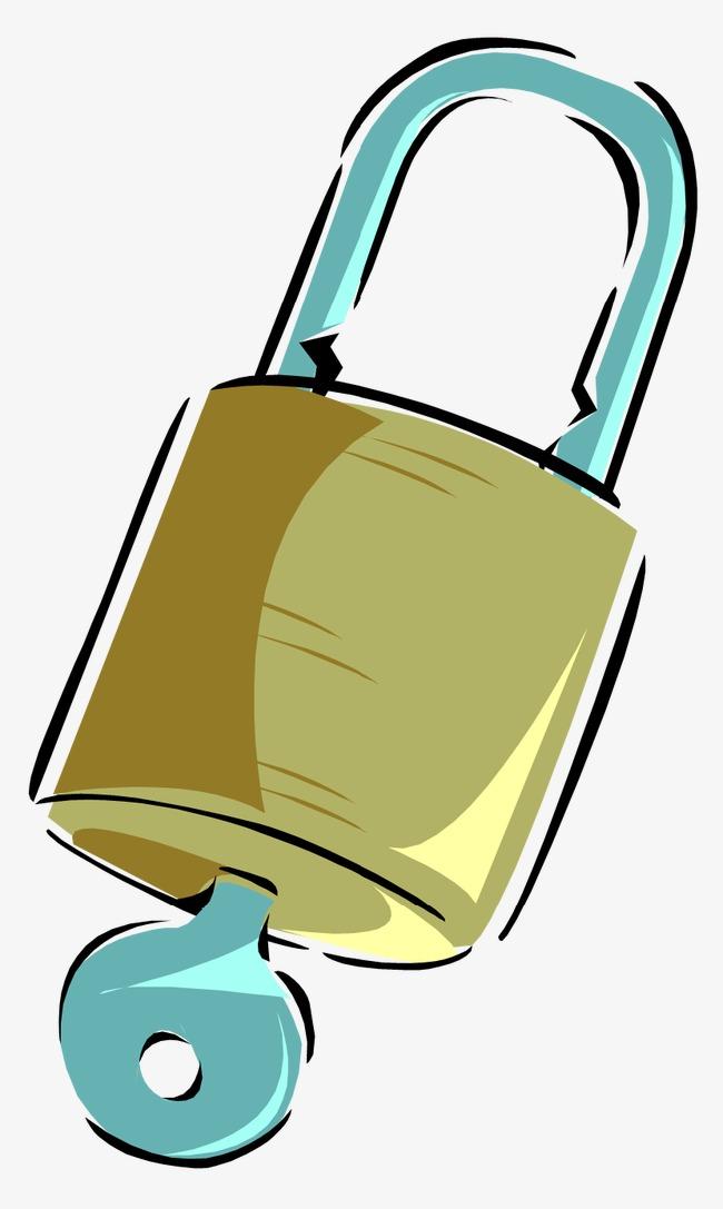 1432 Lock free clipart.