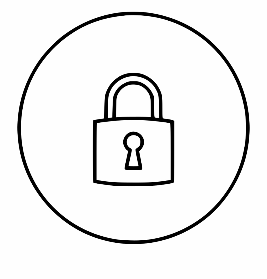 Padlock Lock Block Key Riddle Comments Circle.
