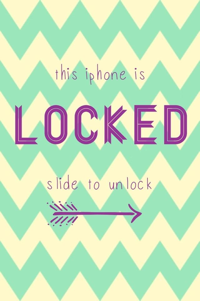 Iphone 4 Lock Screen Clipart.