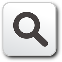 Search Icon Small 16x16 PNG Clip arts for Web.