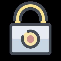 Lock Icons.