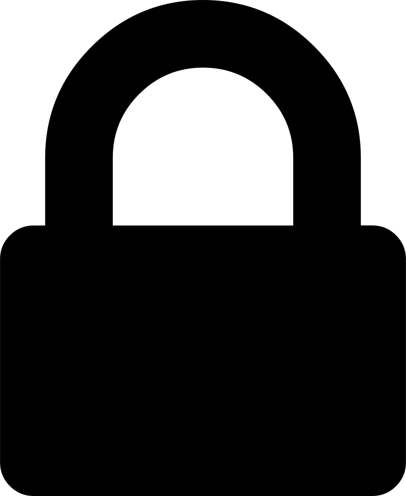 Drag The Lock Icon Svg Png Icon Free Download (#201862.