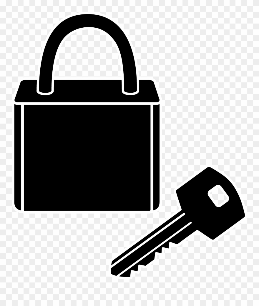 Keys And Locks Transparent Images Plus Lock Key.