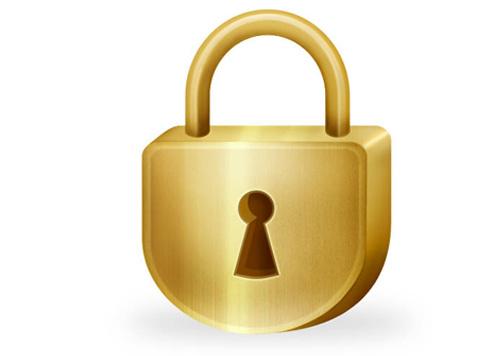 Lock Security Clipart.