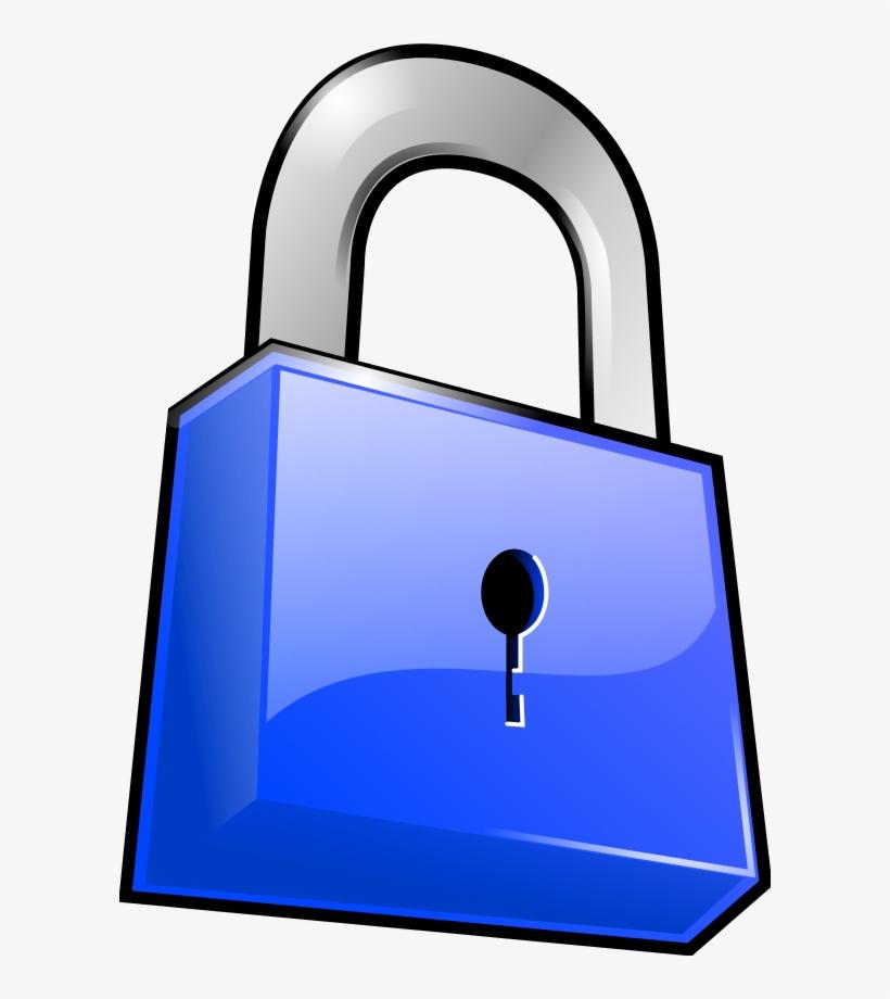 Closed Lock Vector Clip Art 1t8gox Clipart.