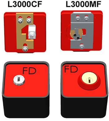 Security Lock Boxes & Fire Department Lock Box Canada.