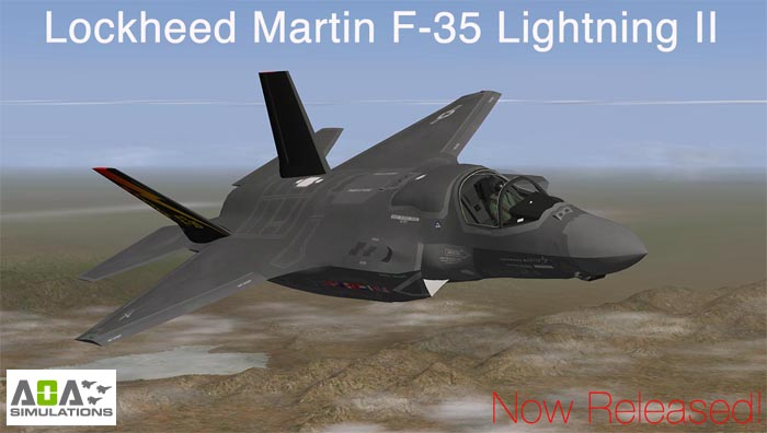 Aircraft Release : Lockheed Martin F.