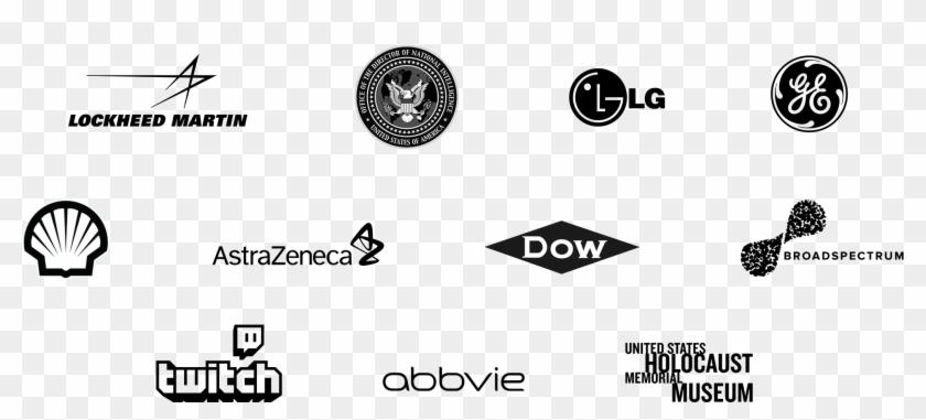 Lockheed Martin Logo, United States Intelligence Community.