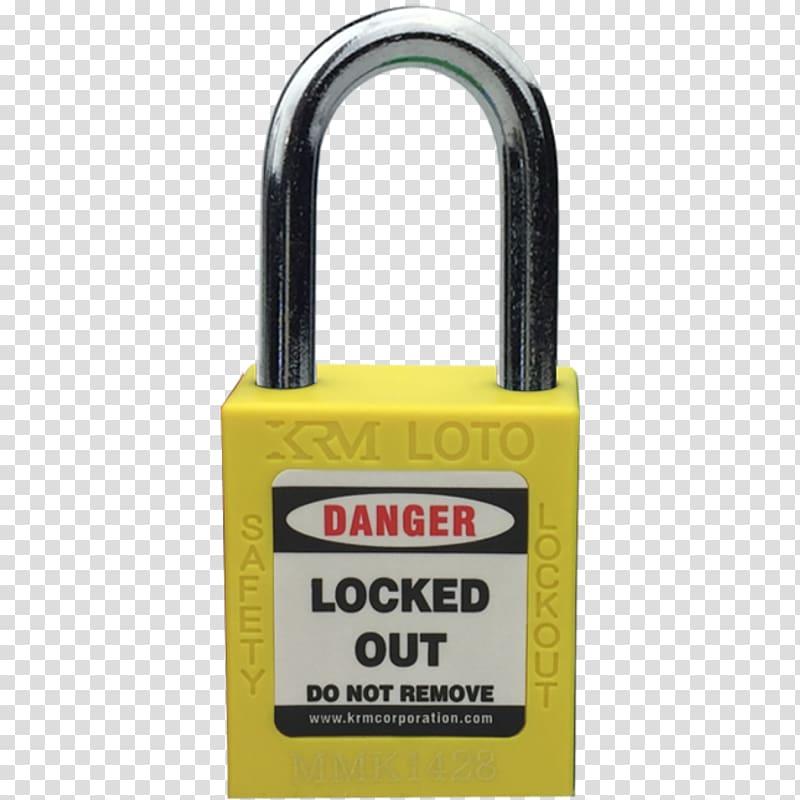 Padlock Lockout.