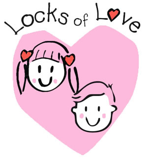 Locks of Love Hair Donations.