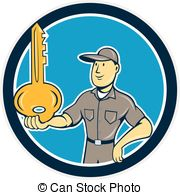 Locksmith Illustrations and Clipart. 545 Locksmith royalty free.