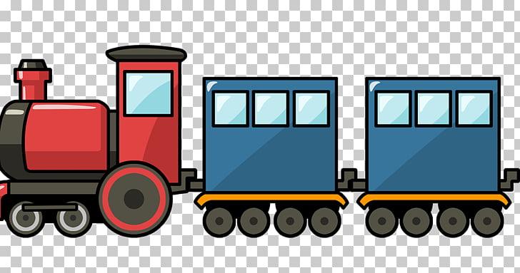 Train Rail transport Steam locomotive , train PNG clipart.
