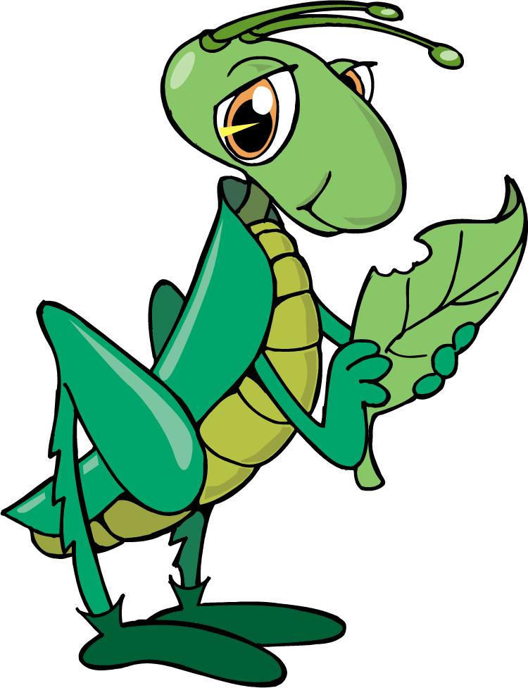 Grasshopper Cartoon Images.