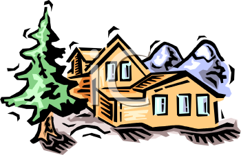 Lodge clipart.