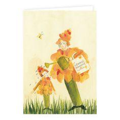 Geschenkpapier mit Kräutern. Liebevoll illustriert von.