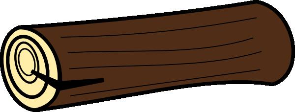 Log Clipart.