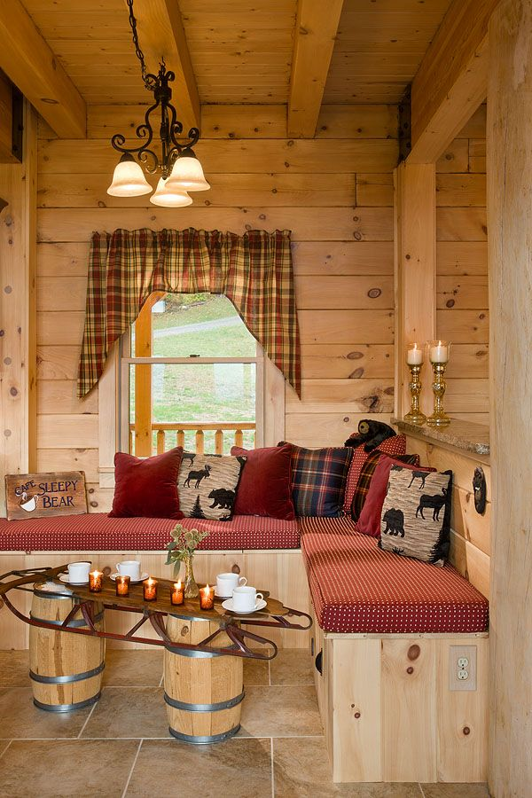1000+ ideas about Log Cabin Exterior on Pinterest.