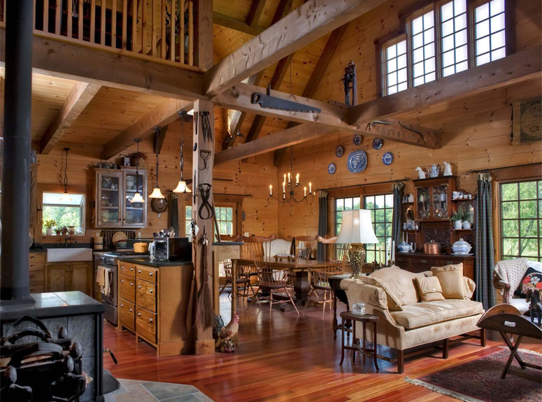1000+ images about log home on Pinterest.