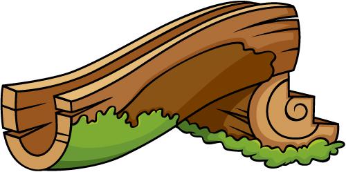 Log Slide: Creative for Kids.