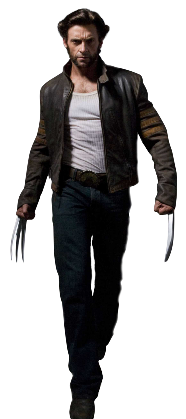 PNG Wolverine (X.
