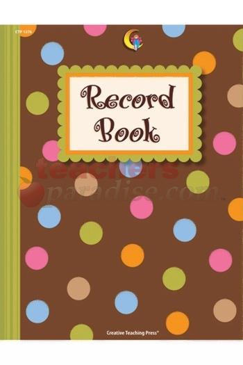 Bound Log Book Clipart.