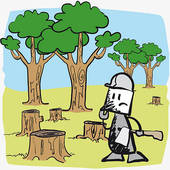 Logging Clip Art and Stock Illustrations. 754 logging EPS.