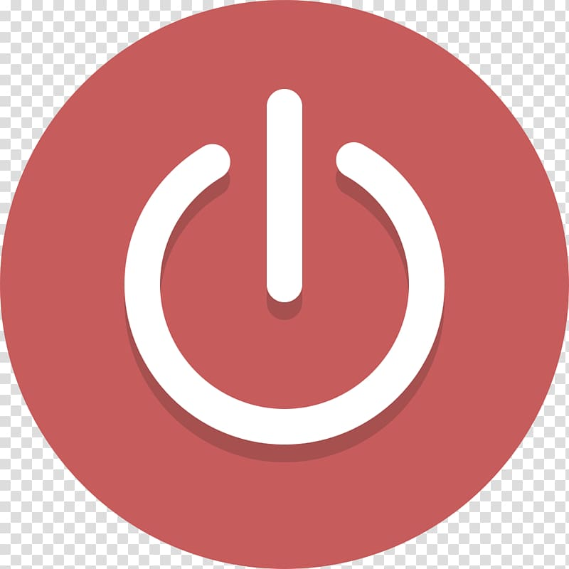 Computer Icons Power symbol, login button transparent.