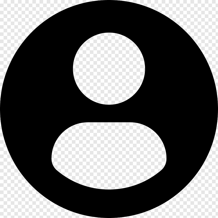 Black logo, Computer Icons User profile Login Avatar.