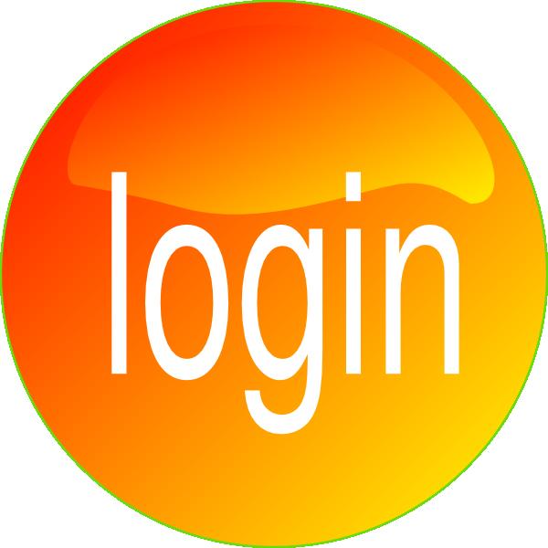Orange Login Clip Art at Clker.com.