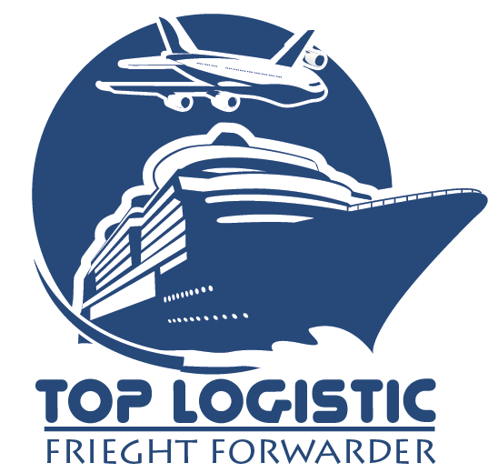 Top Logistic Logo on Student Show.
