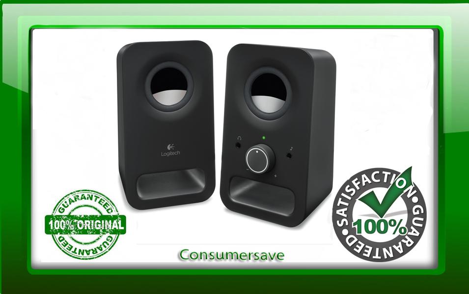 Logitech Z150 Speakers.