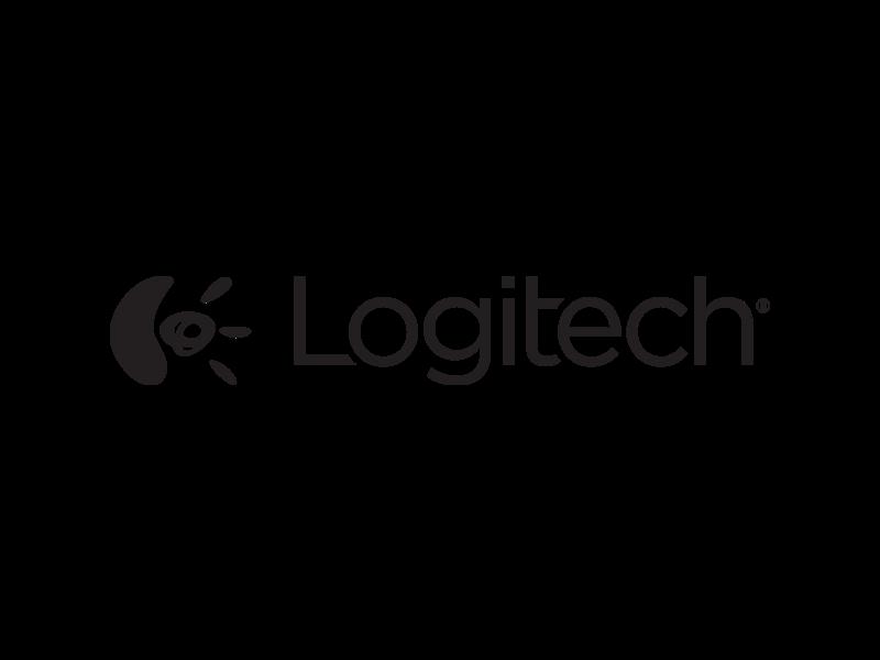 Logitech Logo PNG Transparent & SVG Vector.