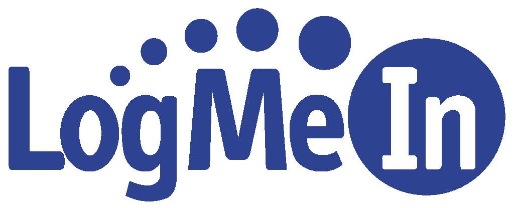 LogMeIn Logo / Software / Logo.