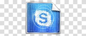 Blueprint Social icon, twitter.