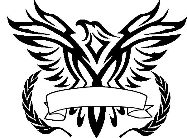Eagle Logo 3 Clip Art at Clker.com.
