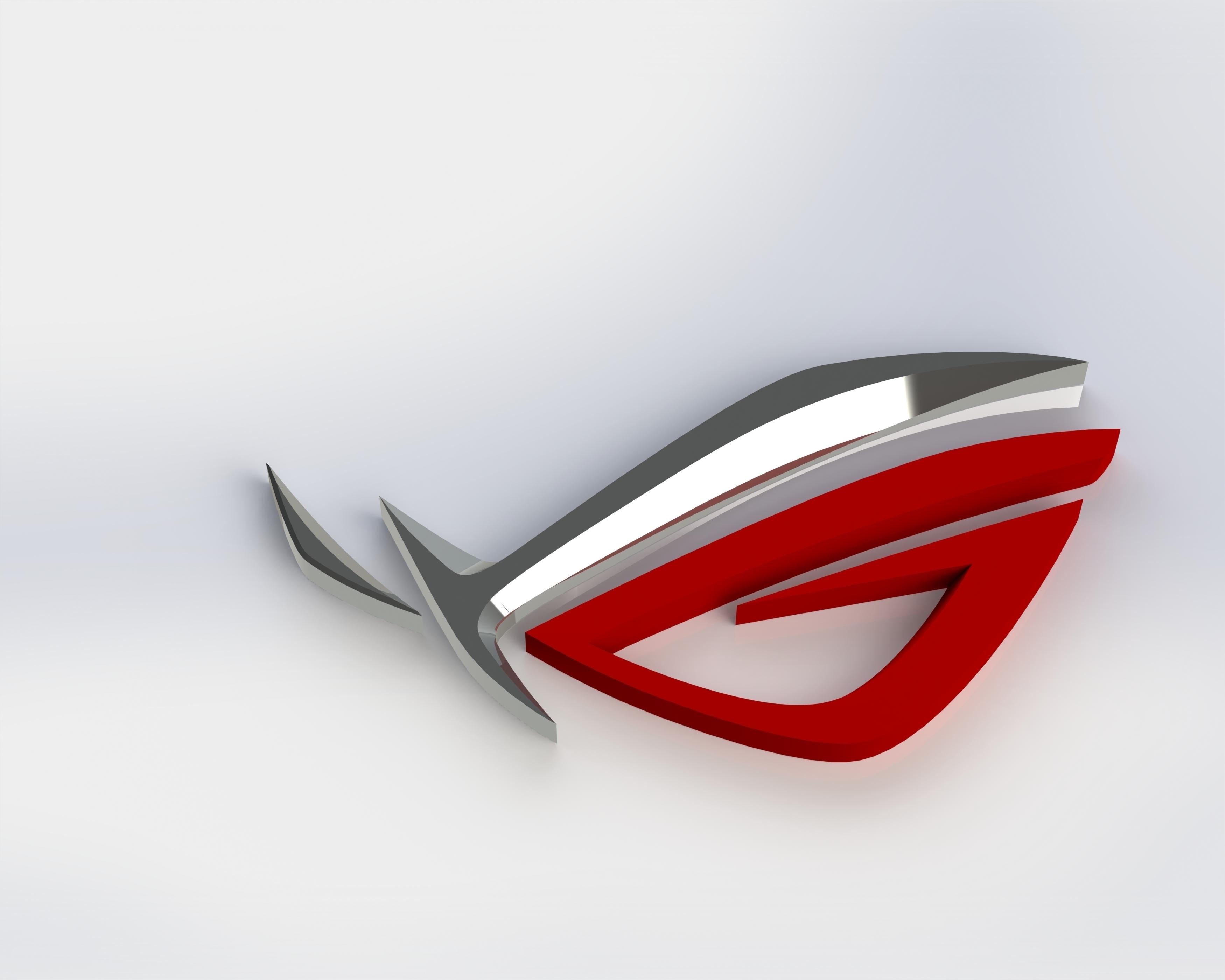 ROG Republic of Gamers logo @ Pinshape.