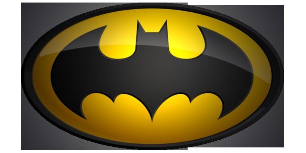 Batman Logo 3d Png Clip Art.