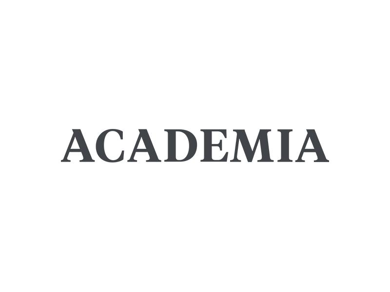 Academia Logo PNG Transparent & SVG Vector.