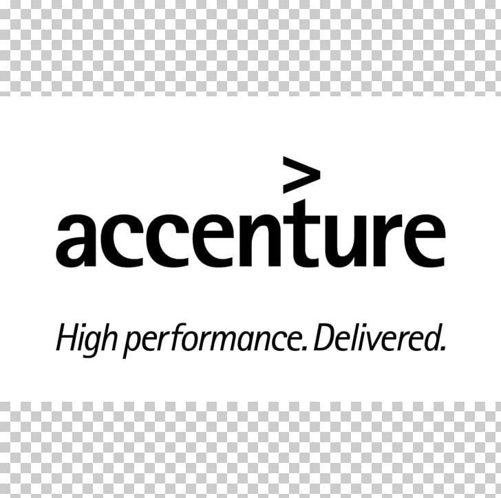 Accenture S.A. Business Management Consulting Logo PNG.