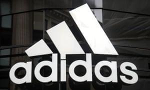 Adidas loses three.